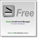 Credit Card Budget Lite