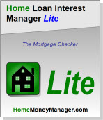 Home Loan Interest Manager Lite
