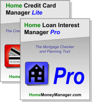 Home Money Manager Bundle