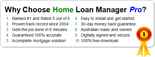 Why Home Loan Interest Manager Pro?  Click here to read more.
