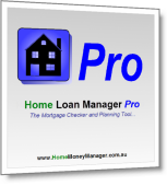 Home Loan Interest Manager Pro - Mortgage Audit Software